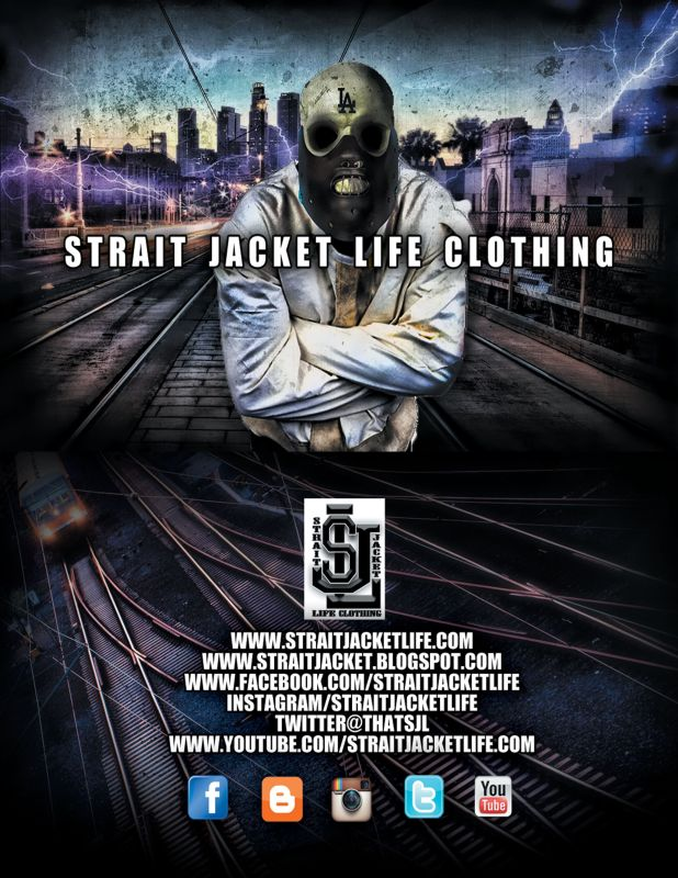 page 13 Strait jacket clothing