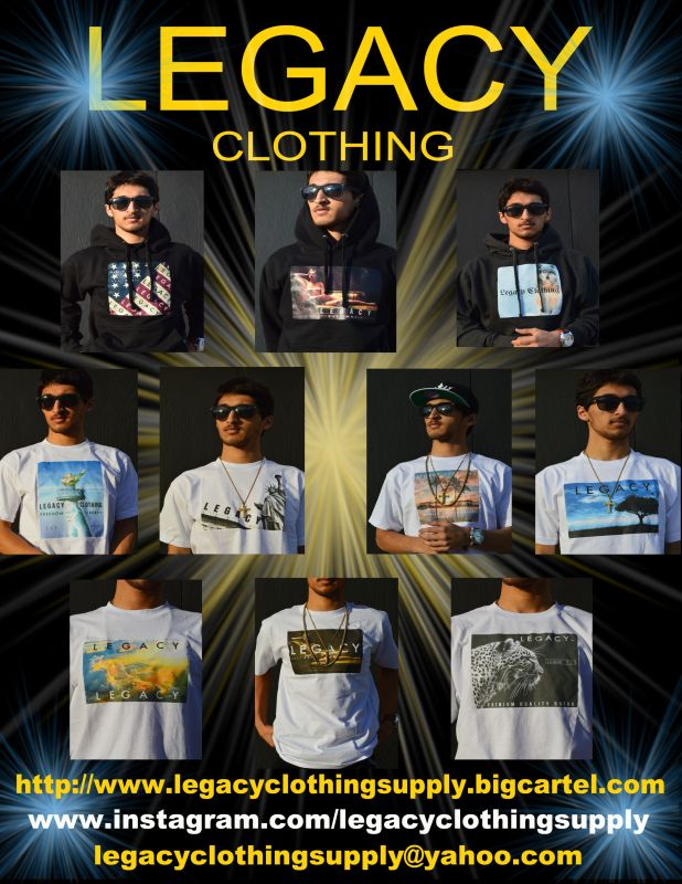 page 17 Legacy clothing