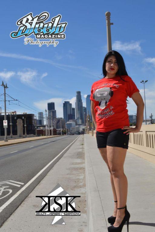 Jessica R - KSK - Steelo Magazine 17