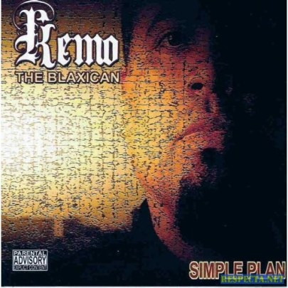 kemo the blaxican - simple plan album