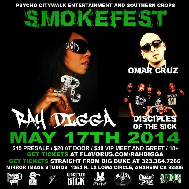 smokefest 2014