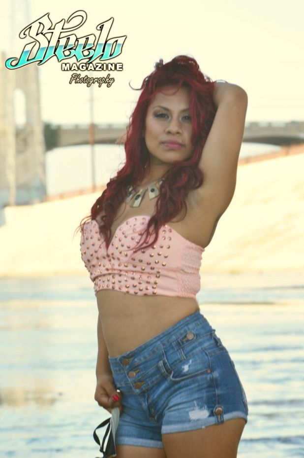Rocio_Steelo Magazine 78