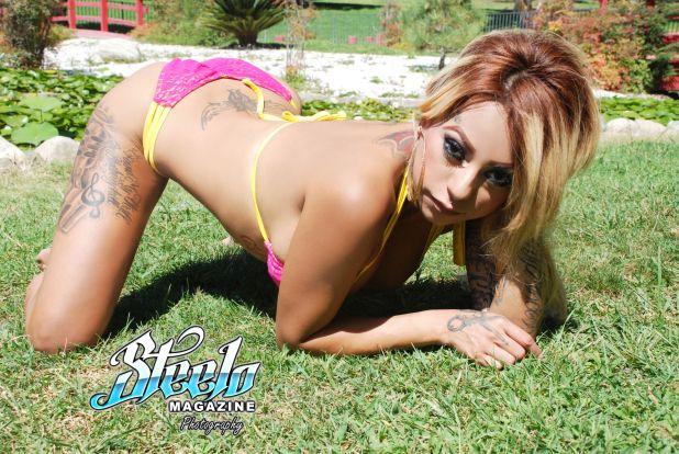Dalena Steelo Magazine 30