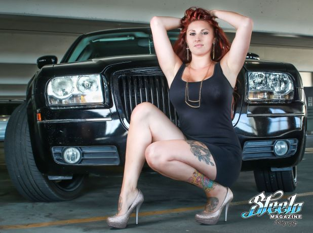 Ashley Steelo Magazine 3