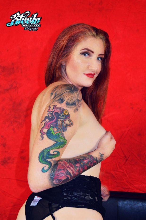 Creena 1st sexy photo shoot (483)