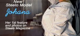 Steelo Magazine Model – Johana B (1st Feature)
