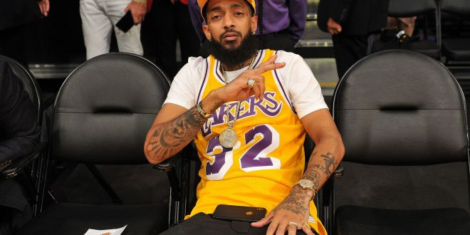 Nipsey Hussle (Rest in peace)