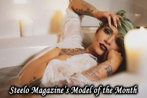 June 2020 – Steelo Magazine Model of the Month – Courtney G