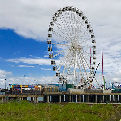 New Observation Wheel Looks to Help Change in North End of AC