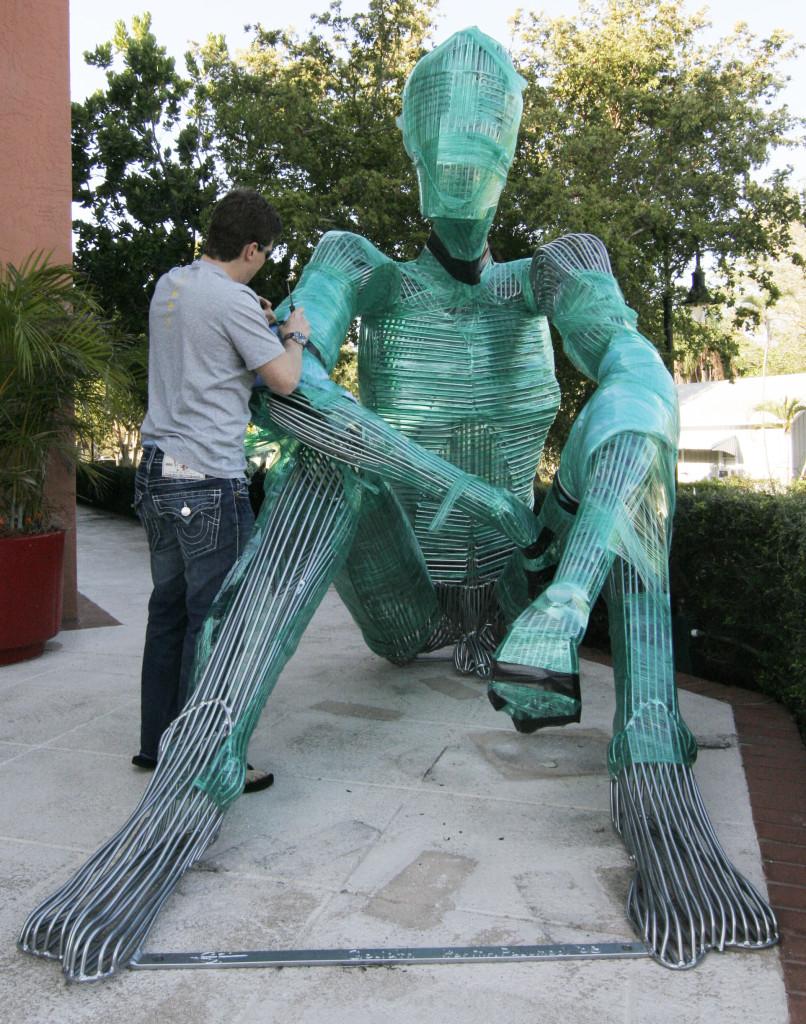 Goliath Sculpture