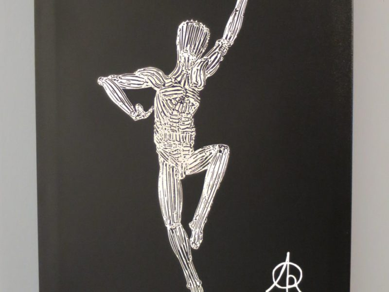 Dancer 8 Canvas