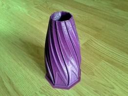 3d printed vase 2