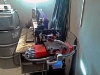 15 squirrels CNC grinding