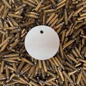 100 mm round
