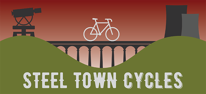 Steel Town Cycles logo 2 - web large