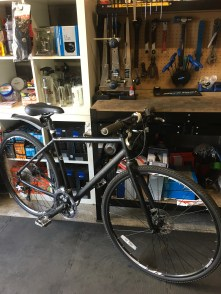 Rob's Hybrid is for Sale £350.