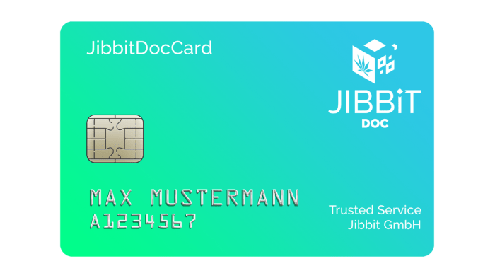 jibbit card