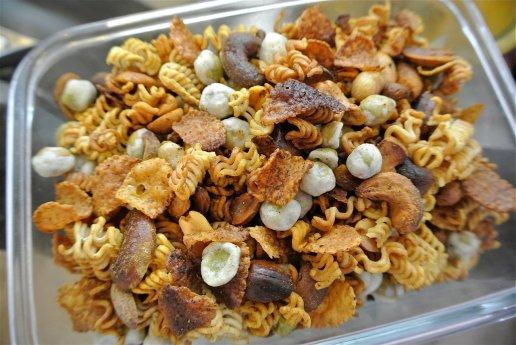 Ramyun Snack Mix