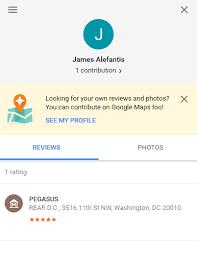 James Alefantis Leaves Review