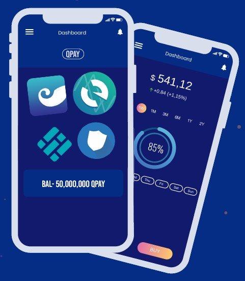 quantumpay wallet transaction