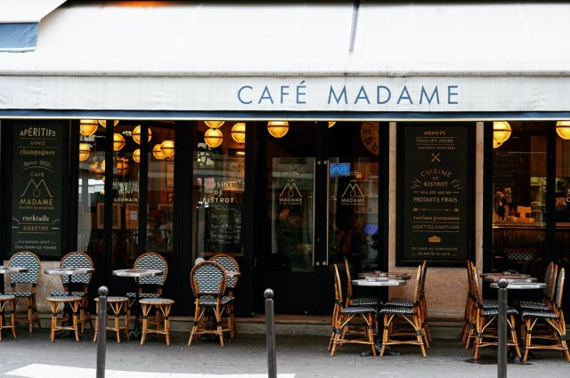 [Paris] 카페 거리5