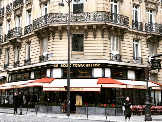 파리 카페 거리3