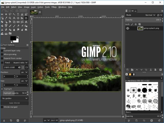 gimp editor