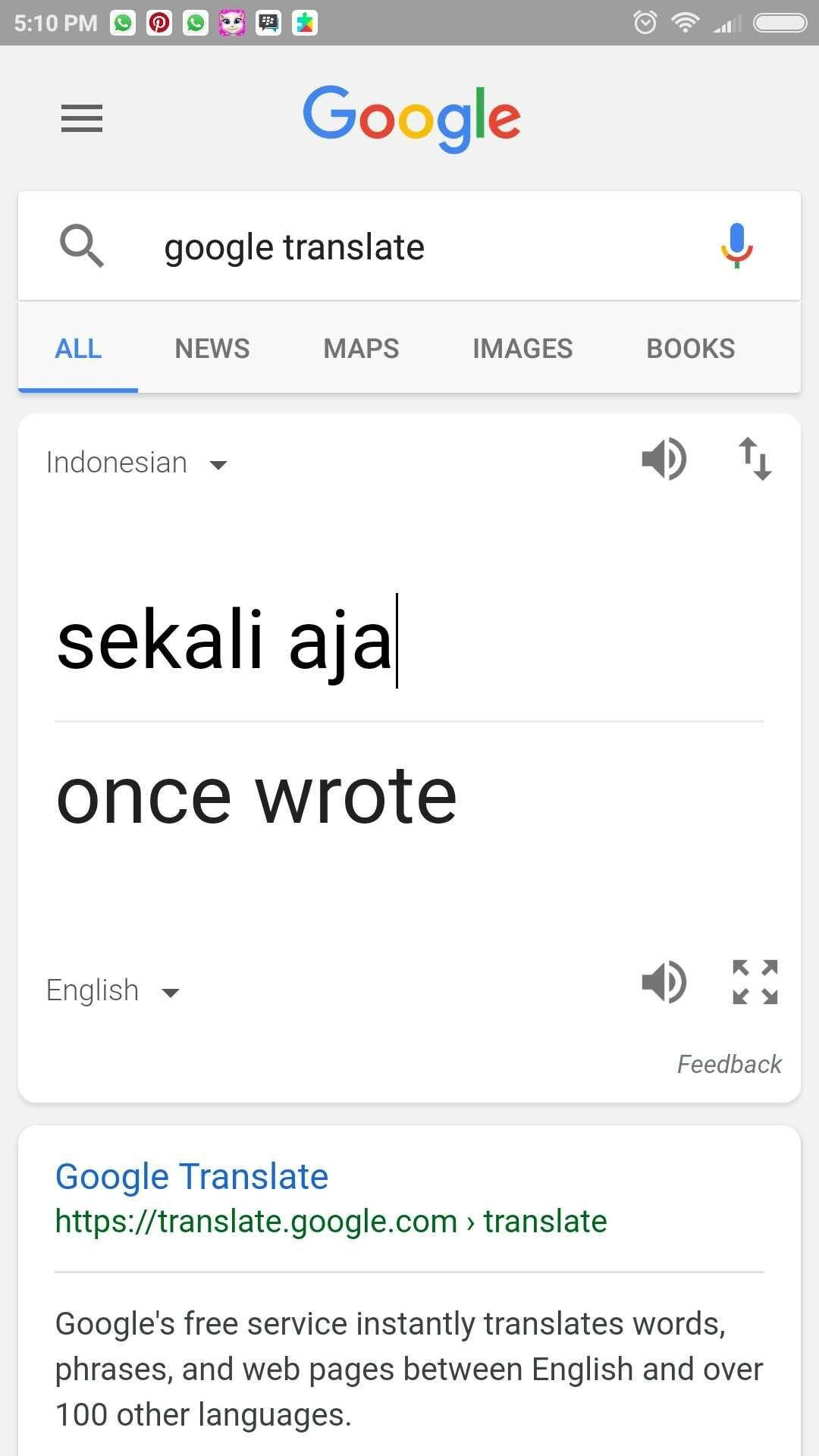 Jangan Terlalu Percaya Google Translate Ini Tips Agar Hasil Terjemahan Tidak Terlalu Kacau Steemit