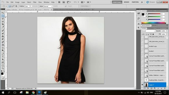 Basic Photoshop CS5 Tutorial #1: How To Use 'Content -Aware Scale ...