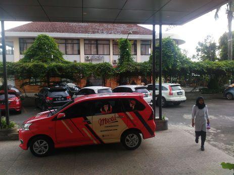 Agung Priambodo Travel To Purwokerto