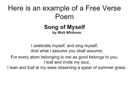 Light Verse Poetry Examples Lightneasy