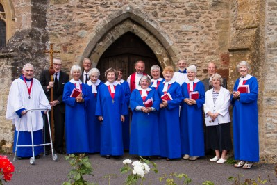 Church choir st john the evangelist staple grove taunton photography
