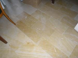 amarillo gold marés marmer/kalksteen vloertegels.