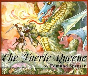 'The Faerie Queene', an epic poem by Edmund Spenser