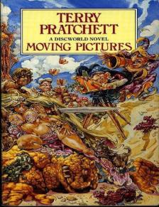 Terry Pratchett's Hollywood-spoof 'Moving Pictures'