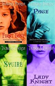The Protector of the Small series by Tamora Pierce