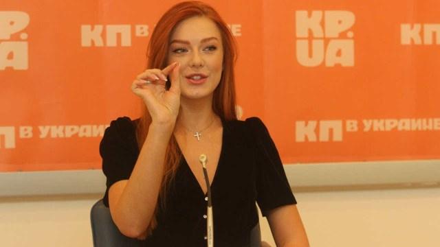 Анастасия Рудая