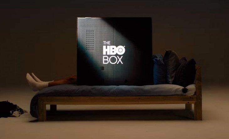 коробка для просмотра сериалов