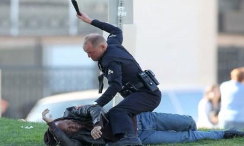 Photo of LAPD Batting Practice