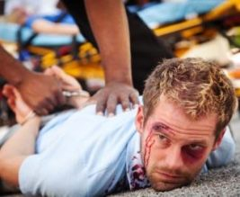 Photo of Innocent man beaten and falsely arrested for contempt of cop