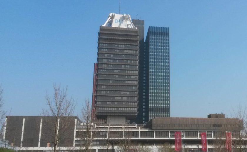 Funkhaus des Deutschlandfunks in Köln