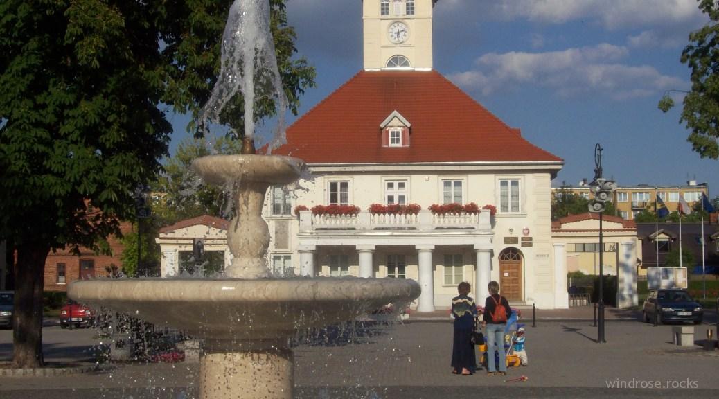 Błonie - alles, was diese Stadt ist, alles, was sie jemals war