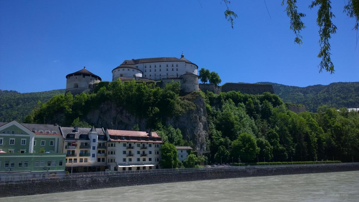 Einmal Österreich und zurück - Burg Kufstein
