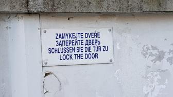 """""""Schlüsseln Sie die Tür..."""" Ach, ich liebe solche Fails..."""
