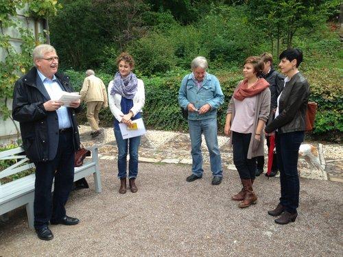 IMG_2700, Weimar 2013, Lesung Goethe_Gartenhaus