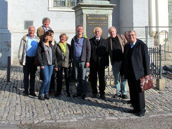 Bilder der Jahrestagung 2012 in Weimar