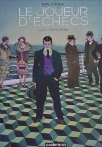 """Le joueur d'échecs"""" von David Sala"""