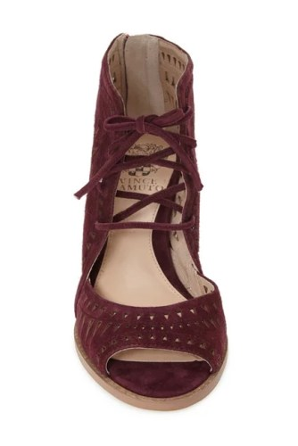Jeffrey Campbell Rayos Perforated Wedges