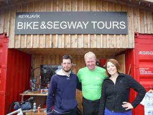 Bike tours in Reykjavik and Iceland