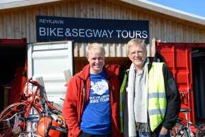 Bicycle tour in Reykjavik Segway tour in Reykjavik